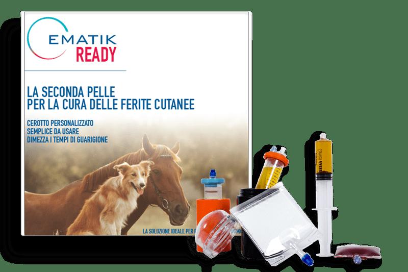 La cura delle ferite animali?La risposta è nel sangue